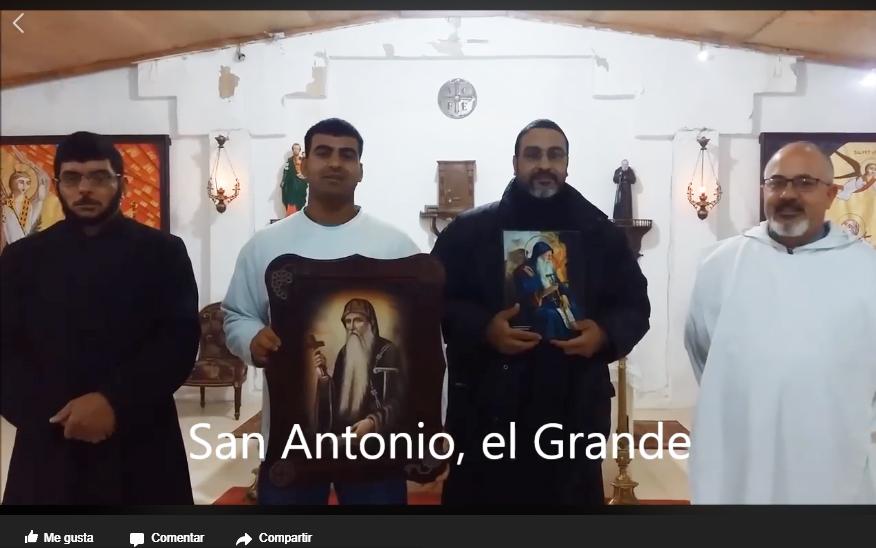 Oración a San Antonio Abad