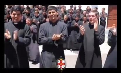 Проект 40 часов - Приветствие священников из Аргентины